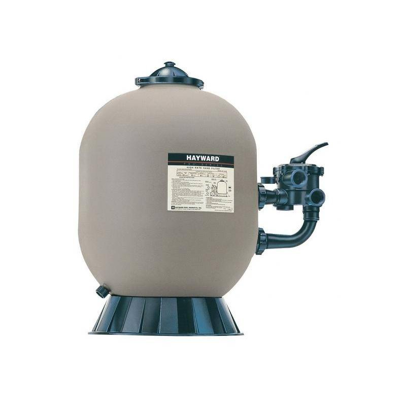 Filtru nisip Pro Series D612 vana laterala - 14 mc/h  de la Hayward Pool referinta S244SXE