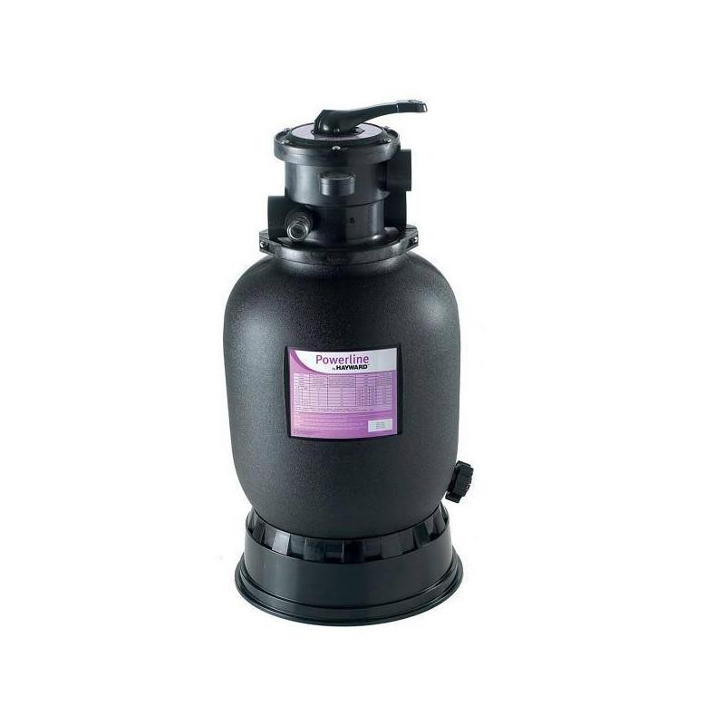 Filtru piscine Powerline D350 vana deasupra - 5 mc/h  de la Hayward Pool referinta 81100