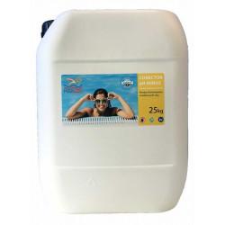 Corector pH minus 25kg