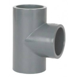 Teu PVC-U, D20, 90 grade Coraplax  de la Coraplax referinta 7103020
