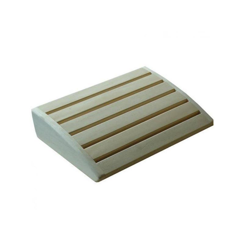 Tetiera sauna din lemn de pin  de la Sentiotec referinta 1-032-183