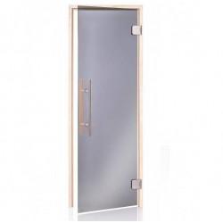 Usa premium sauna plop sticla gri 8 x 19  de la  referinta HS-819HH-P