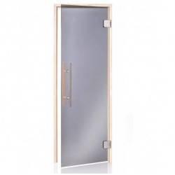 Usa premium sauna plop sticla gri 7 x 19  de la  referinta HS-719HH-P