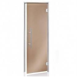 Usa premium baie aburi sticla bronz 7 x 20  de la  referinta HS-720P-P