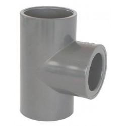 Teu redus PVC-U, D63-40, 90...
