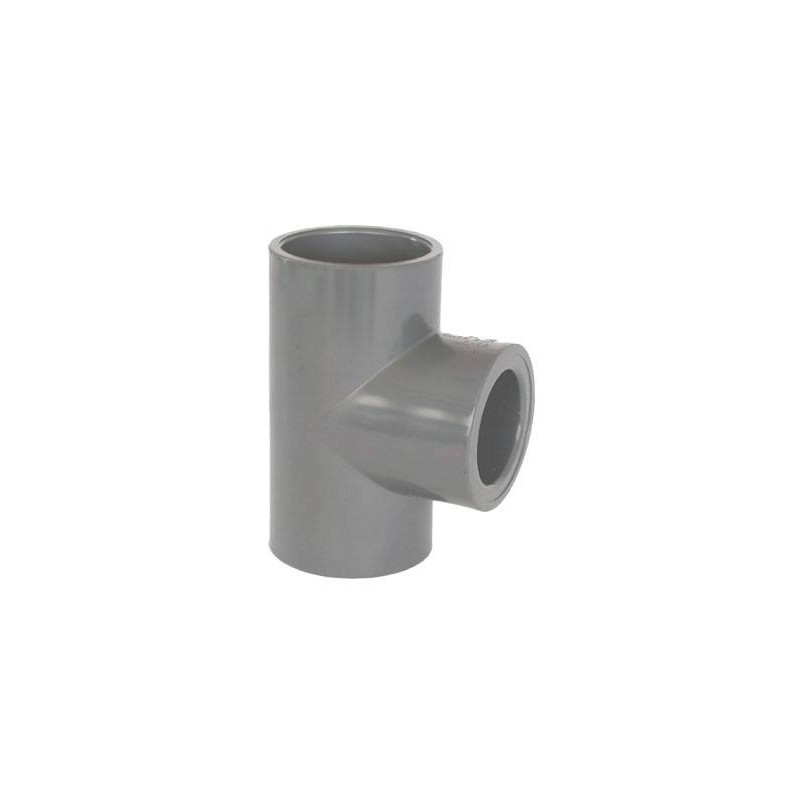 Teu redus PVC-U, D63-20, 90 grade Coraplax  de la Coraplax referinta 7104061