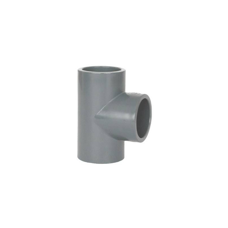 Teu PVC-U, D90, 90 grade Coraplax  de la Coraplax referinta 7103090
