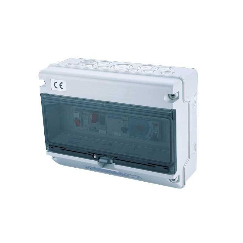 Panou de control pompa 1CP si lumini,1.6-2.5A, 400V  de la CCEI referinta PA10T