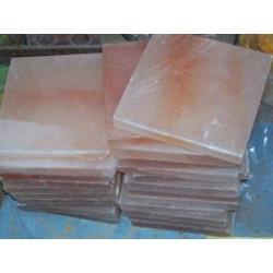 Placa de sare Himalaya pentru sauna 20x20x2.5 cm  de la SpaZone referinta SF3