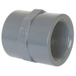 """Mufa mixta PVC D20-1/2"""""""