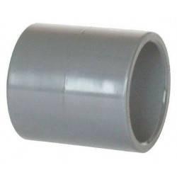 Mufa PVC D125