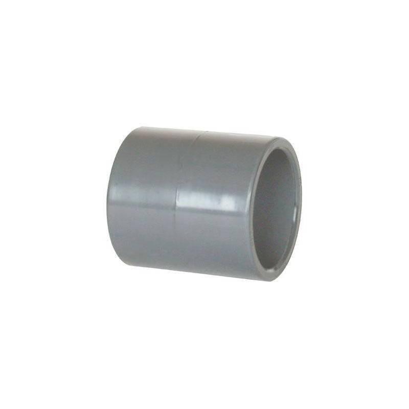 Mufa PVC D125  de la Coraplax referinta 7105125