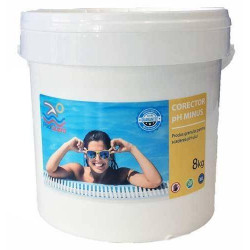 Corector pH minus solid 8kg  de la Pool Guard referinta CHS 10-8