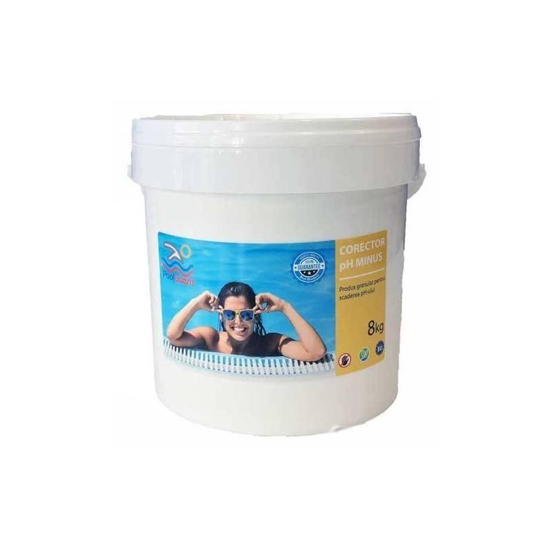 Corector pH minus solid 8kg  de la Pool Guard referinta CHS 10-8