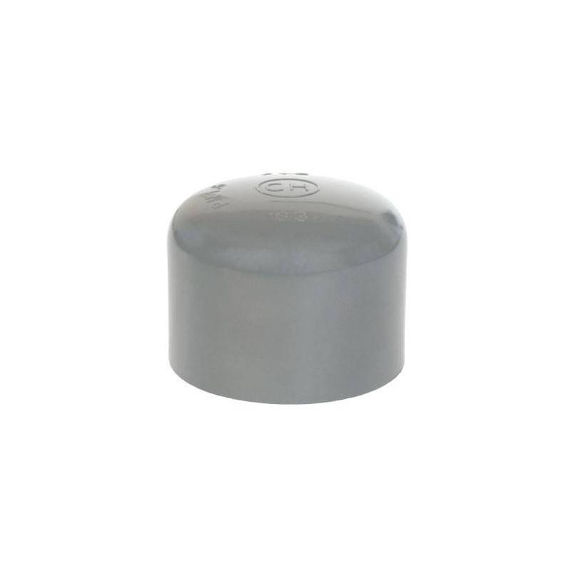 Capac PVC lipire D125  de la Coraplax referinta 7107125