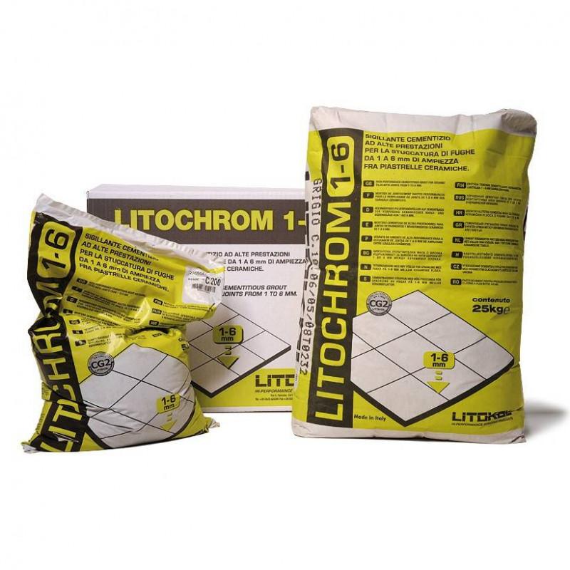 Chit de rosturi Litochrom 1-6 mm pentru mozaic  de la Litokol referinta LITOCROM