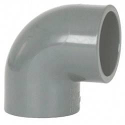 Cot PVC D125, 90 grade Coraplax  de la Coraplax referinta 7101125