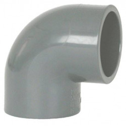 Cot PVC D125, 90 grade  de la Coraplax referinta 7101125