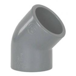 Cot PVC D160, 45 grade Coraplax  de la Coraplax referinta 7102160