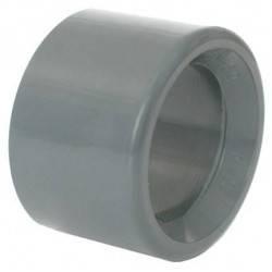 Mufa reductie PVC D50-25 Coraplax  de la Coraplax referinta 7106051