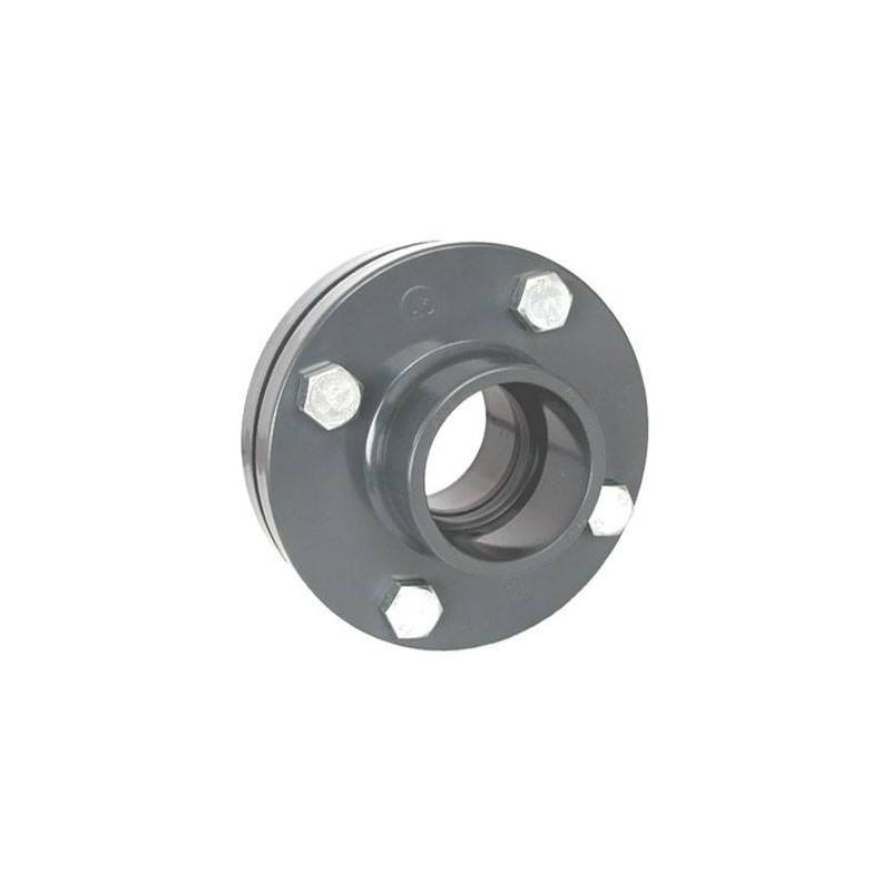 Kit flansa PVC D75  de la Coraplax referinta 7410075