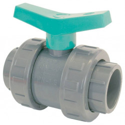 Robinet PVC cu sfera D16 Coraplax  de la Coraplax referinta 1010016