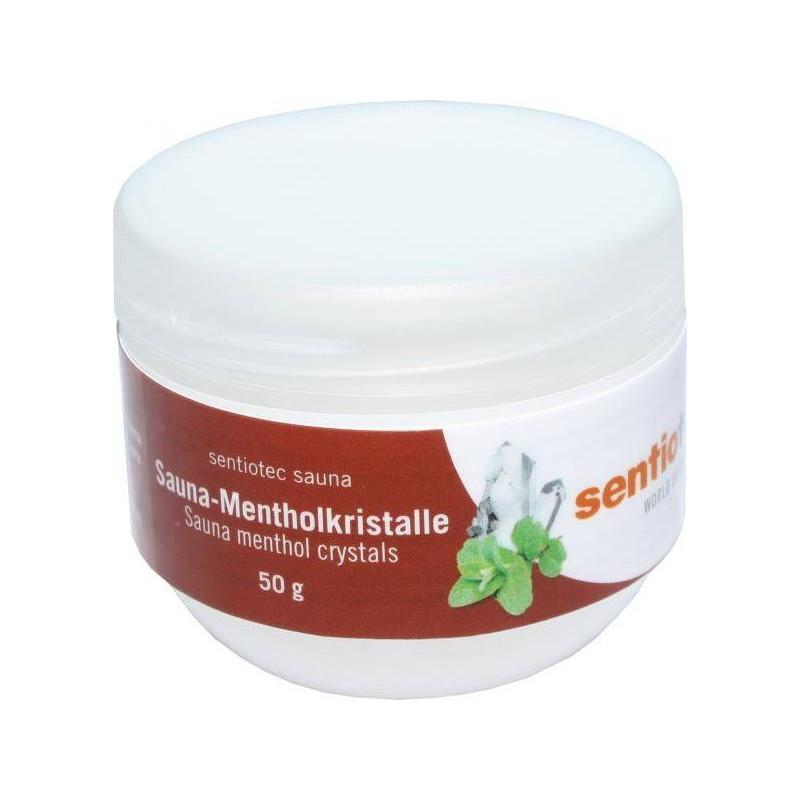 Cristale mentolate sauna 50g  de la Sentiotec referinta 1-028-822