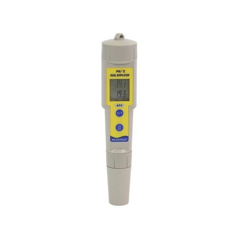 Tester electronic masurare pH si temperatura  de la Water-I.D. referinta FT15