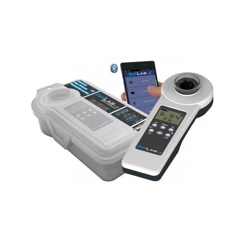 Tester electronic fotometric PoolLab 1.0  de la Water-I.D. referinta POL01