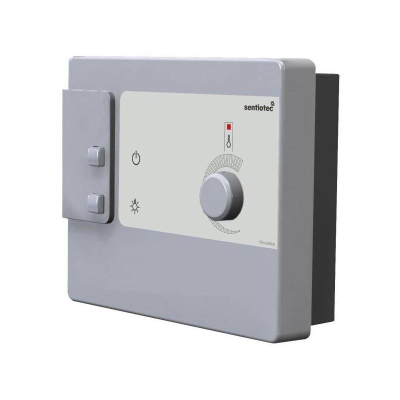 Panou control DC9 sauna Finncontrol  de la Sentiotec referinta 1-011-824