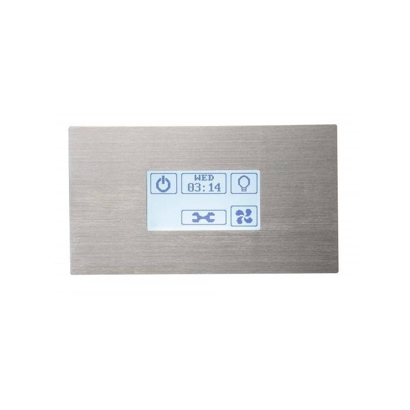 Panou de control Touch generator aburi STP  de la Sentiotec referinta 1-028-766