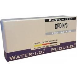 Reactivi clor total DPD3...
