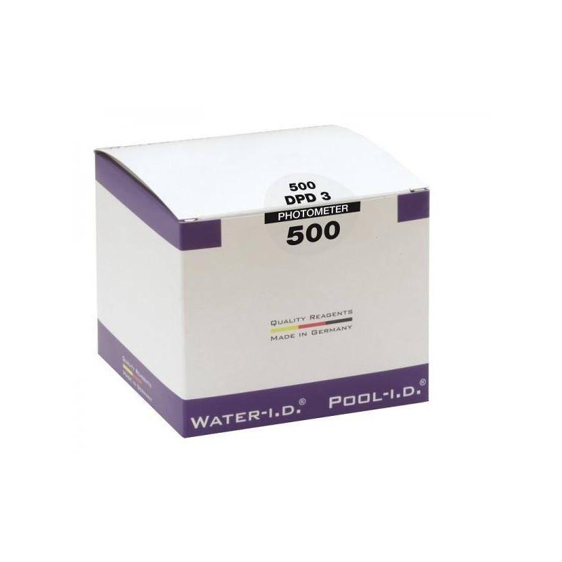Tablete reactivi clor total DPD3, tester fotometru, 500 bucati  de la Water-I.D. referinta TbsPD3500
