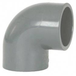 Cot PVC-U D20, 90 grade Coraplax  de la Coraplax referinta 7101020