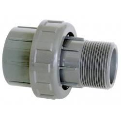 """Holender PVC D75-2 1/2"""" F.E."""
