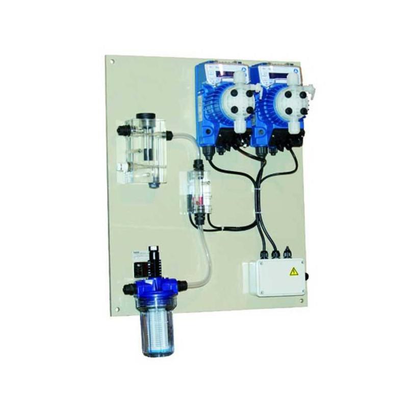 Sistem Kontrol TPR 603 pH/Redox 4l/h  de la Seko referinta KPS01PM81000