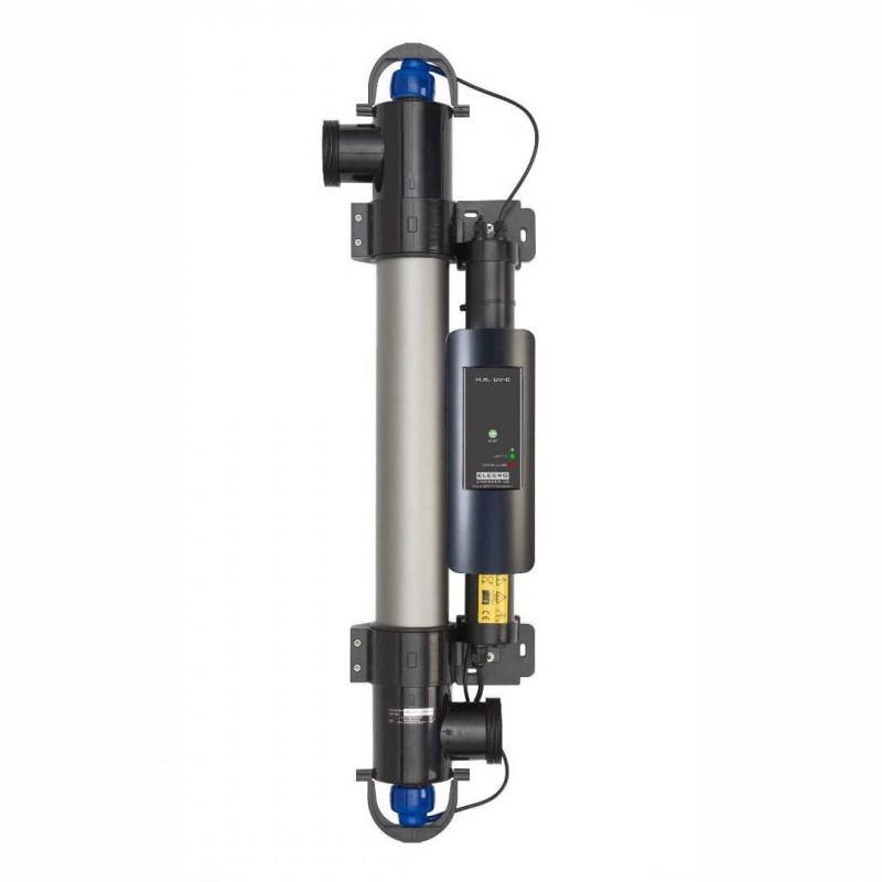 Sistem tratare lampa UV, H.R. UV-C 55W, 55mc  de la Elecro Engineering referinta HR-55-EU