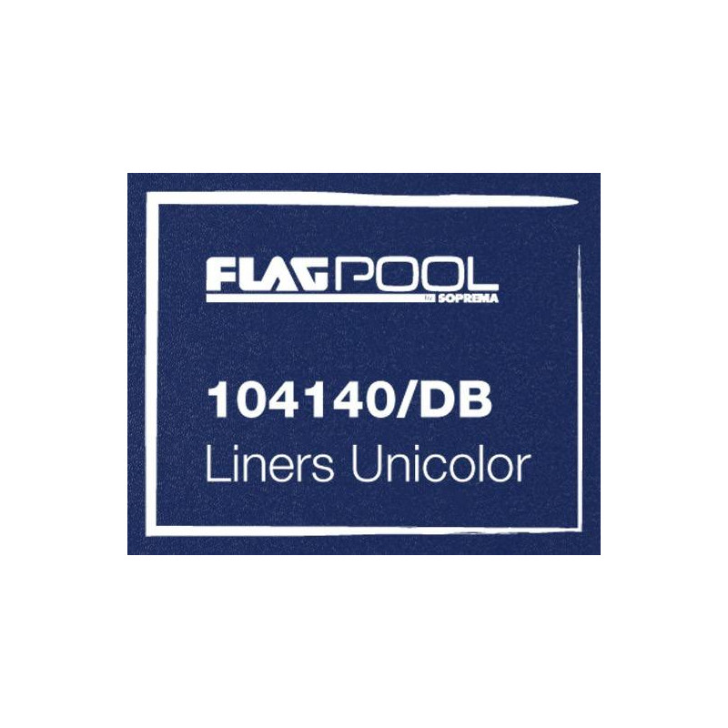 Liner PVC 1.5mm Dark Blue - Flagpool  de la FlagPool referinta DB