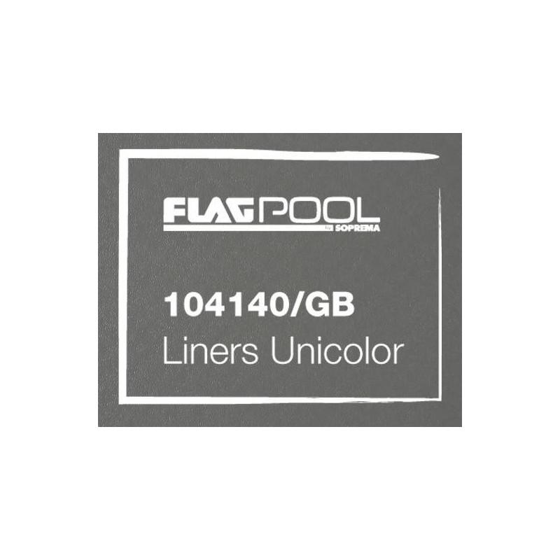 Liner PVC 1.5mm Grigio Scuro - Flagpool  de la FlagPool referinta GB