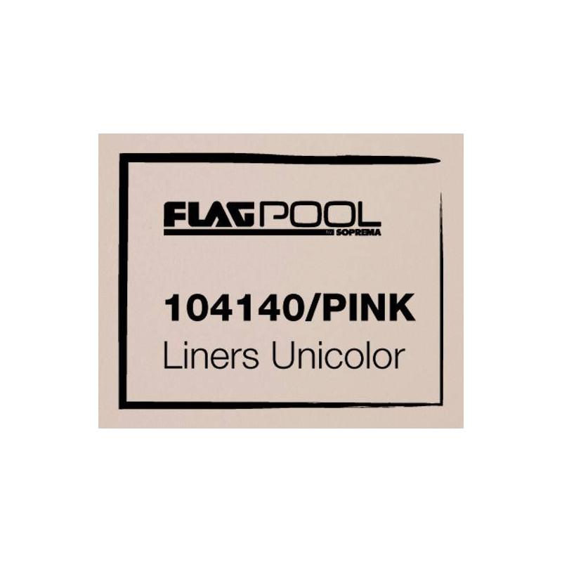 Liner PVC 1.5mm Rosa - Flagpool  de la FlagPool referinta PINK