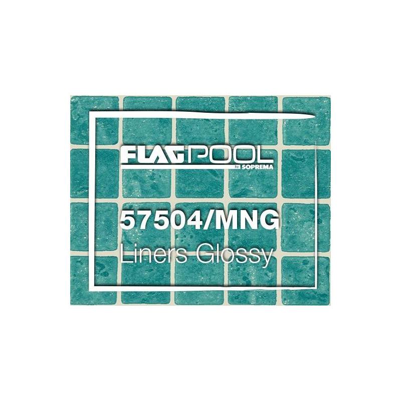 Liner PVC 1.5mm Green Mosaic - Flagpool  de la FlagPool referinta 57504-MNG