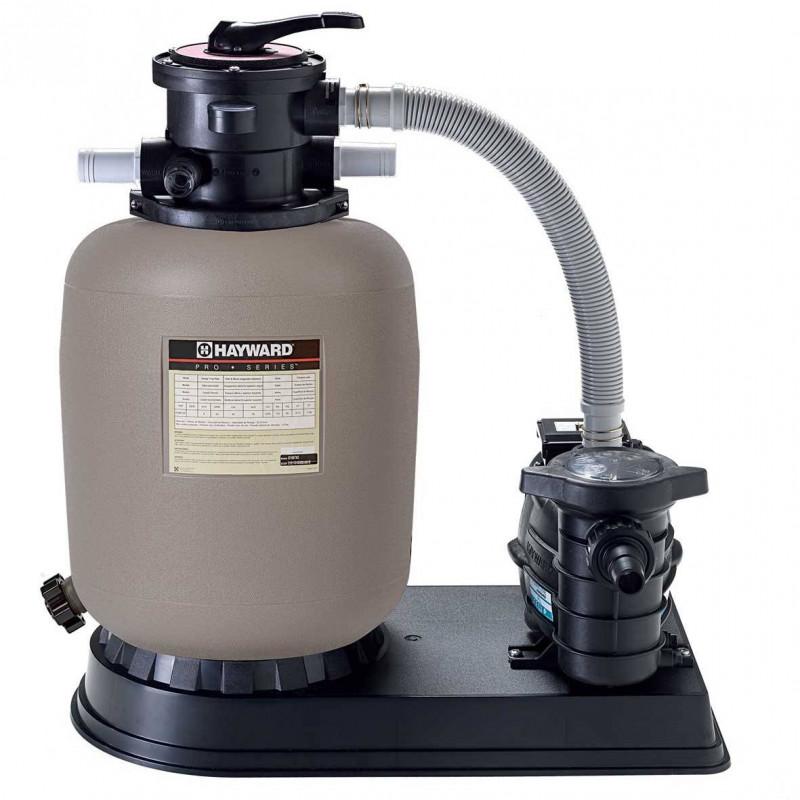 Grup filtrare compact - 5 mc/h  de la Hayward Pool referinta S144T8102