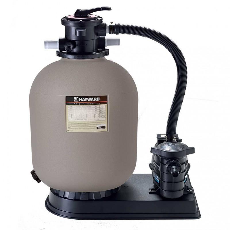 Grup filtrare compact - 8 mc/h  de la Hayward Pool referinta S210T8105