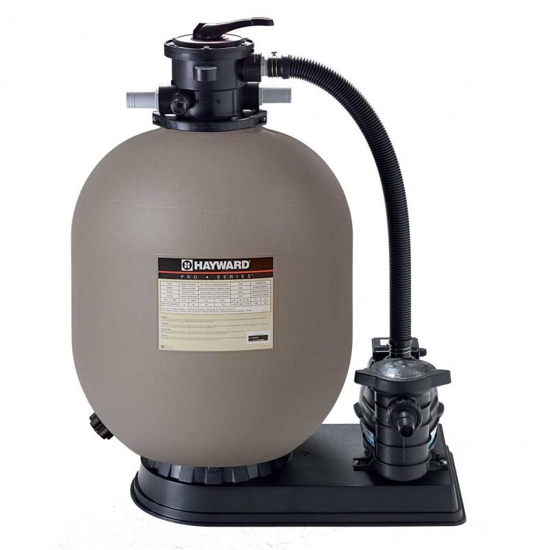Grup filtrare compact - 14 mc/h  de la Hayward Pool referinta S244T8110