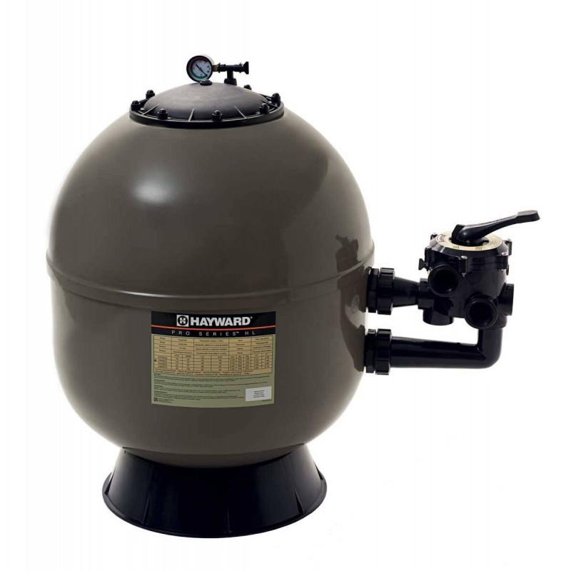Filtru nisip Pro-HL D760 vana laterala - 22.5 mc/h  de la Hayward Pool referinta S310SLE