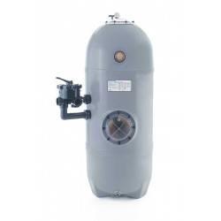 Filtru San Sebastian fara vana, D760, pat filtrant 1.2m  de la Hayward Pool referinta HCFD302I2LVA