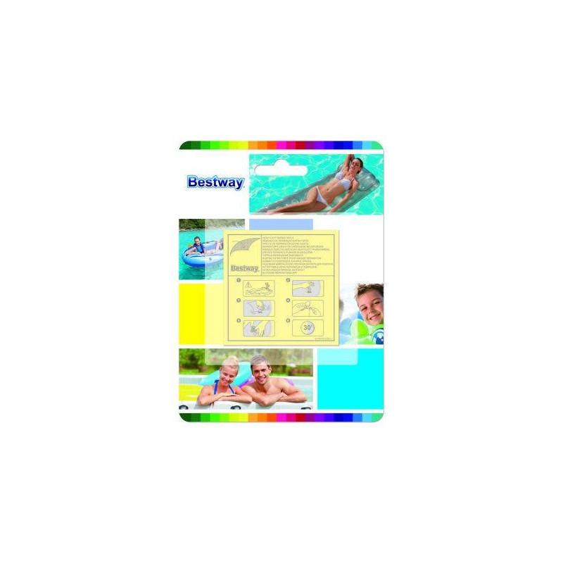 Kit reparatie liner piscine supraterane  de la Bestway referinta 62068