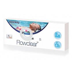 Furtun pompa piscina 3m, D38mm cu mufe Bestway  de la Bestway referinta 58368