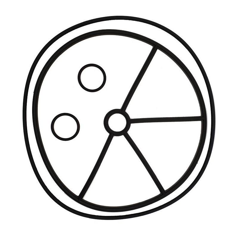 "Set garnituri vana multiport 3""  de la AstralPool referinta 4404122004"