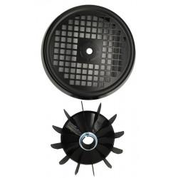 Elice si capac motor pompa 3CP monofazica  de la AstralPool referinta 4405010170